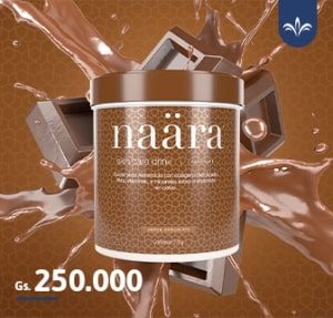 Colageno verisol naara sabor chocolate